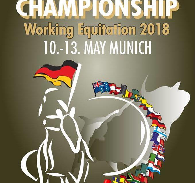 Championnats d'Equitation de Travail à Munich – résultats et photos