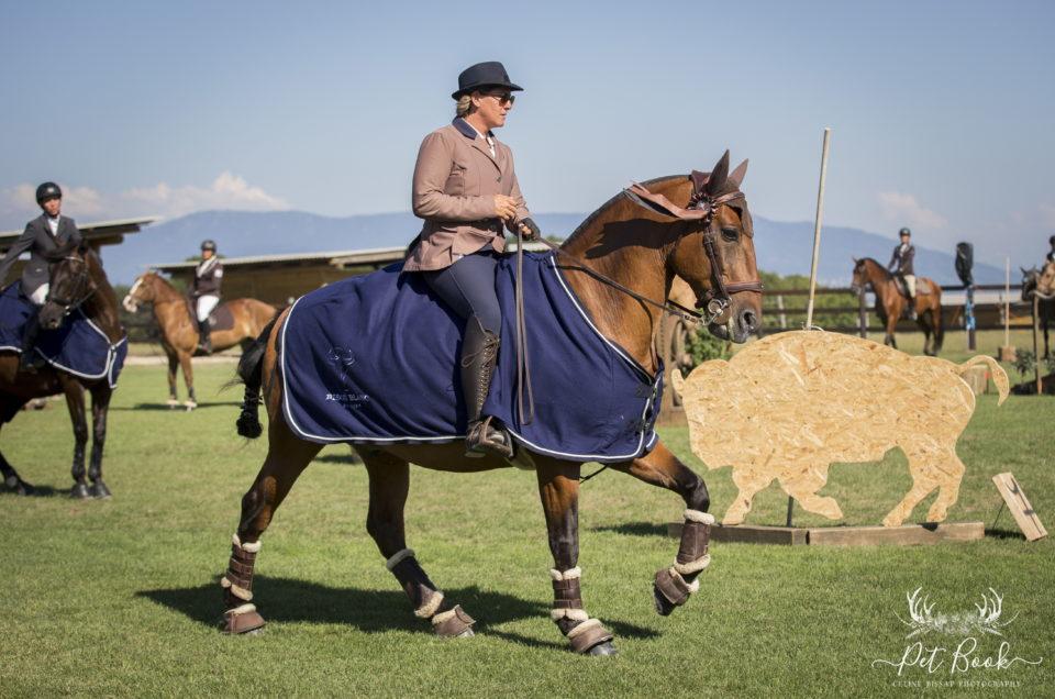 Photos et résultats du concours d'équitation de travail | 28 & 29 juillet – Bellevue